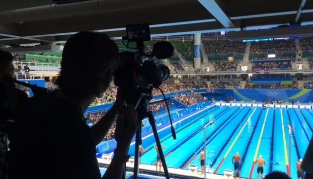 Suzanne Raes in Rio